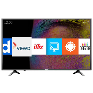 "Hisense 50"" 4K Entry 3 Series UHD LED TV 50N3010 Silver Grey"