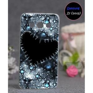 Samsung J7 2015 Heart Cover SA-4891 Multi Color