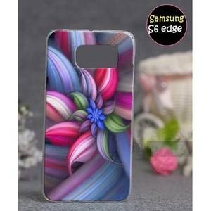 Samsung S6 Edge Cover Fancy SA-5019 Multi Color