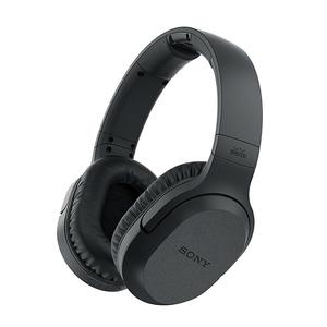 Sony MDR-RF895RK Home Wireless Headphones, 100 m Range Black