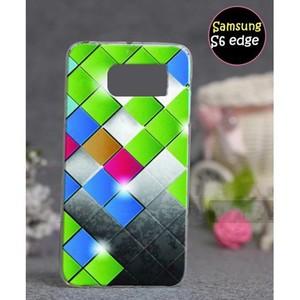 Samsung S6 Edge Cover Fancy SA-5018 Multi Color