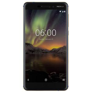 Nokia 6.1 Dual Sim 5.5 Inch Display, 4 G ...