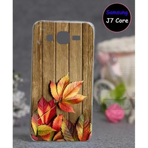 Samsung J7 Core Cover Wood SA-4489 Multi Color