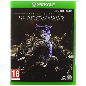 WB Middle-earth Shadow Of War For Xbox One