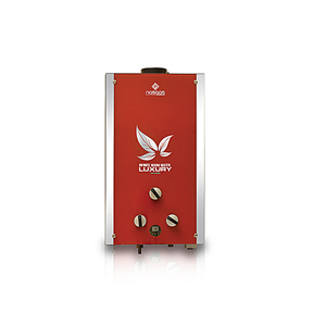 DG-6L - Nasgas 6 LTR Instant Water Heater - Red