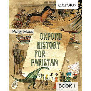 OUP Oxford History For Pakistan Book 1