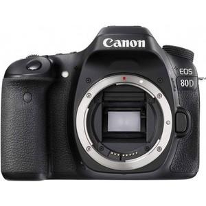 Canon EOS 80D 24 MP DSLR Camera Black