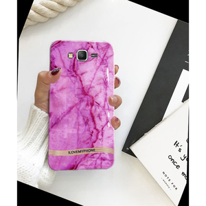 Samsung J7 2015 Luxury Mobile Cover Pink