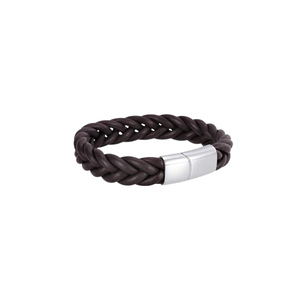 Julke Marcus Leather Bracelet for Men JUL-415 Brown
