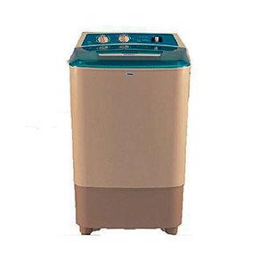Haier Hwm-120-35Ff Capacity 12 Kg Semi Automatic Single Tub Washing Machine Milky White