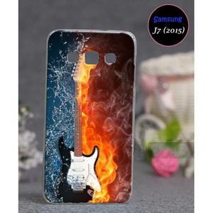 Guitar Style Mobile Cover For Samsung J7 2015 SA-1699 Multi Color