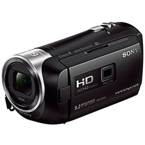 Sony HDR-PJ410 Camcorder With Built-In Projector Black