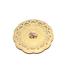 Pack of 3 Roti Basket - KW-281 Yellow