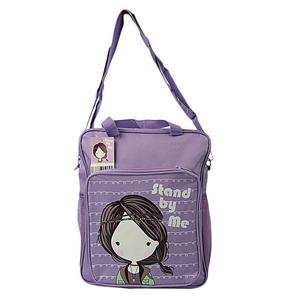 Fashion School Bag 3114A Purple