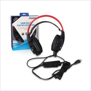 Multi Function Game Headphones TY-836 Black