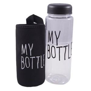Wear It Fashion Water Bottle with Bottle Pouch Inc ...
