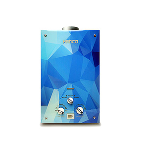Hanco 8 ltr Instant Water Heater Blue