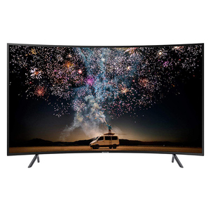 Samsung 55 inch Curved 4K Smart LED TV 55RU7300 Charcoal Black