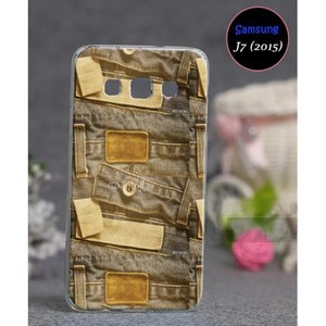 Samsung J7 2015 Cover Jeans SA-4895 Multi Color