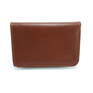 Mild Cow Leather Cardholder CB004 - Mustard