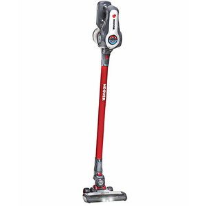 Hoover DS22GR Cordless Stick Vacuum Cleaner Red