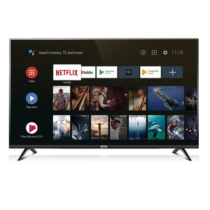 TCL S6500 Smart Android LED TV 40 inches Black
