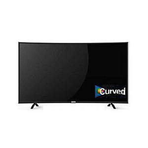 Icon 32 Inch Curved Full HD LED TV Black