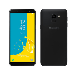 Samsung Galaxy J6 LTE 5.6 inches, 3 GB RAM, 32 GB ROM, CPU Octa Core, Smartphone Black