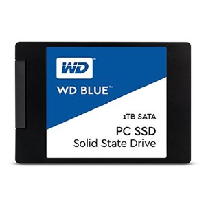 Western Digital SSD Internal 1TB Blue