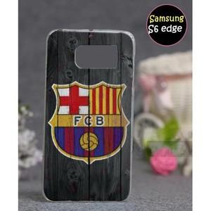 Samsung S6 Edge Cover Football SA-5015 Multi Color