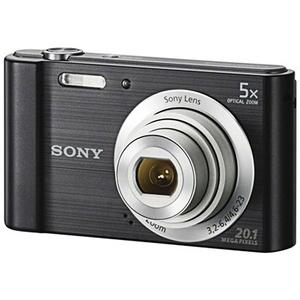 Sony Cyber Shot DSC-W800 Digital Camera Black