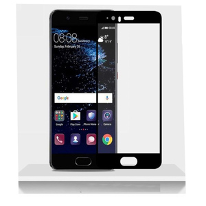 Huawei P9 Lite Complete Tempered Glass Black