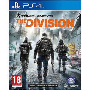 SONY PlayStation 4 DVD The Division PS4 Game