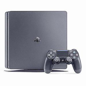 PlayStation 4 Slim - 500 GB - Region UK/PAL- Black