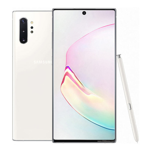 Samsung Galaxy Note 10+ | Dual Sim | 12 GB RAM | 256 GB ROM | White With Free Samsung 10000 mAh Wireless Battery Pack