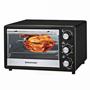 Westpoint Rotisserie Oven Wf-1800R Black