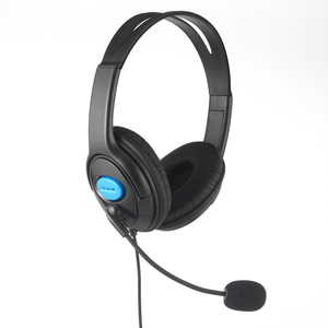 Sony Playstation 4 Wired Headset Black