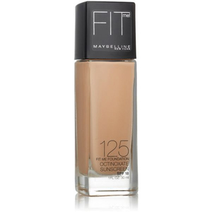 Maybelline Fit Me Liquid Foundation 125  ...