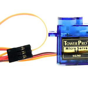Mini Micro Servo for RC Airplane Car SG90 Blue