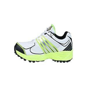 CA Sports Green Cricket Shoes for Men - Pro 50