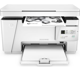 HP Laserjet Printer 3 in 1 Print Scan & Copy m26a RM0020 White