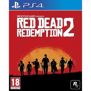 Red Dead Redemption 2 For Standard Edition PS4 Game