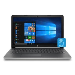 """HP 15-DA0073WM 8th Gen Core i7-8550U 4GB 15.6"""" HD Touch Laptop"""