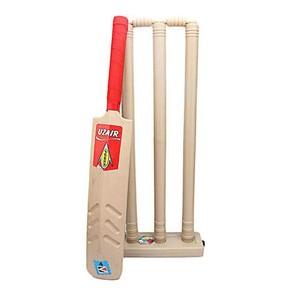 Wicket Set & Cricket Bat For Kids Wbhb015 Brow ...