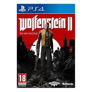 SONY Play Station 4 Wolfenstein II: The New Coloss ...