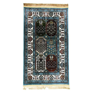 SAJALO Cens Pure Persian Rug Multi Color
