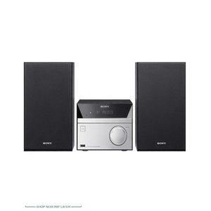 Sony HI-FI Stereo System CMTSBT20 Silver