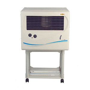 Super Asia Room Cooler Jc-3000 Jet Cool With Trolley White