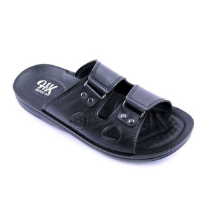 Stylish Slipper For Men GB102 - Black
