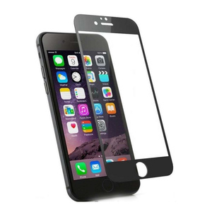Tempered Glass for Apple Iphone 6s Plus Black
